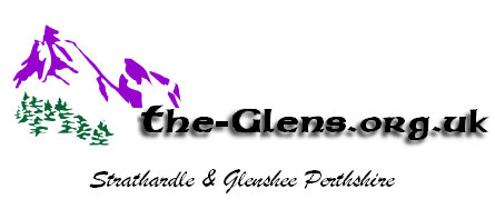 TheGlens.org.uk - Strathardle and Glenshee, Perthshire