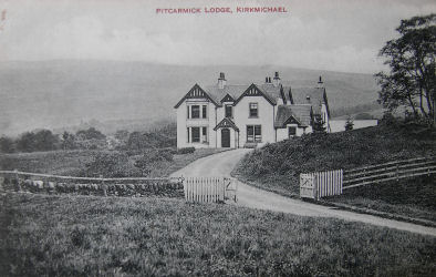 Pitcarmick Lodge.