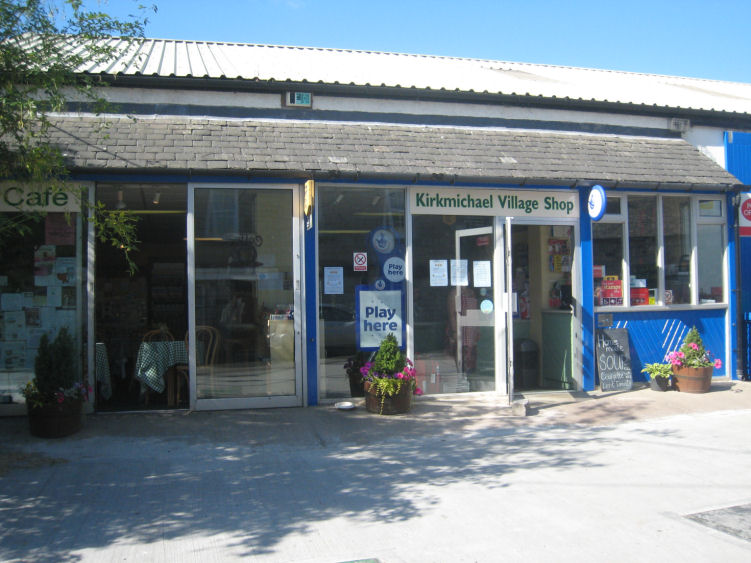 Kirkmichael Village Shop